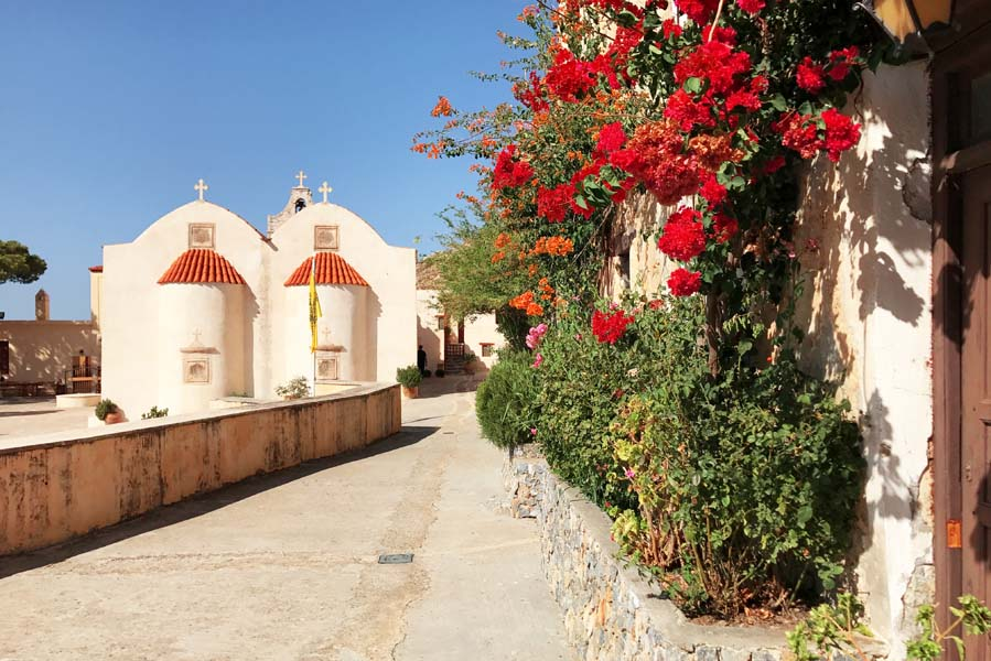 Preveliklooster, Kreta - AllinMam.com
