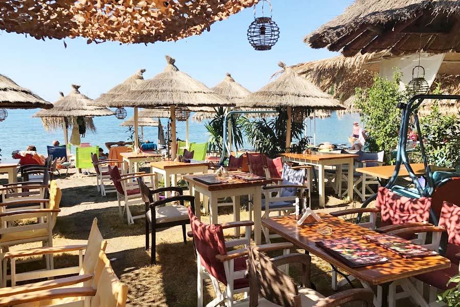 strand van Agia Galini - AllinMam.com
