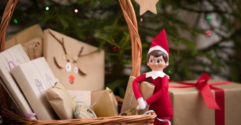 Elf On The Shelf - AllinMam.com