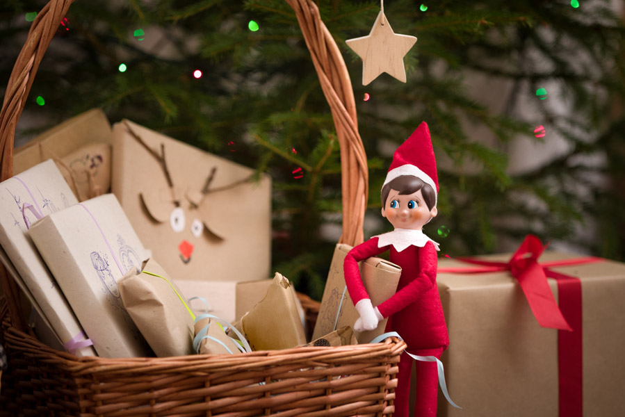 Elf On The Shelf - AllinMam.com