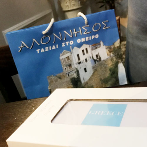 Grieks verkeersbureau presentatie en diner - AllinMam.com