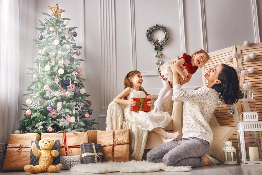 Kersttrend Scandinavisch - AllinMam.com