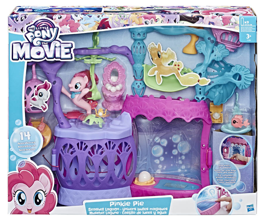 Win een My Little Pony Seashell lagoon - AllinMam.com