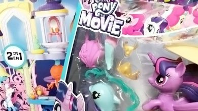 My Little Pony Canterlot en Seaquestria speelset review + winactie - AllinMam.com