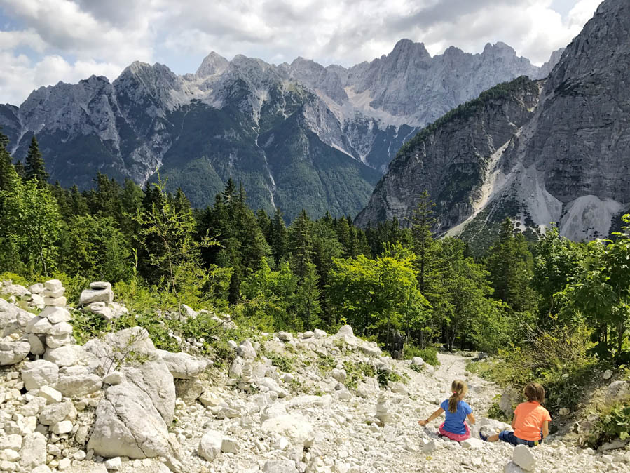 Triglav National Park Vršič Pass - AllinMam.com