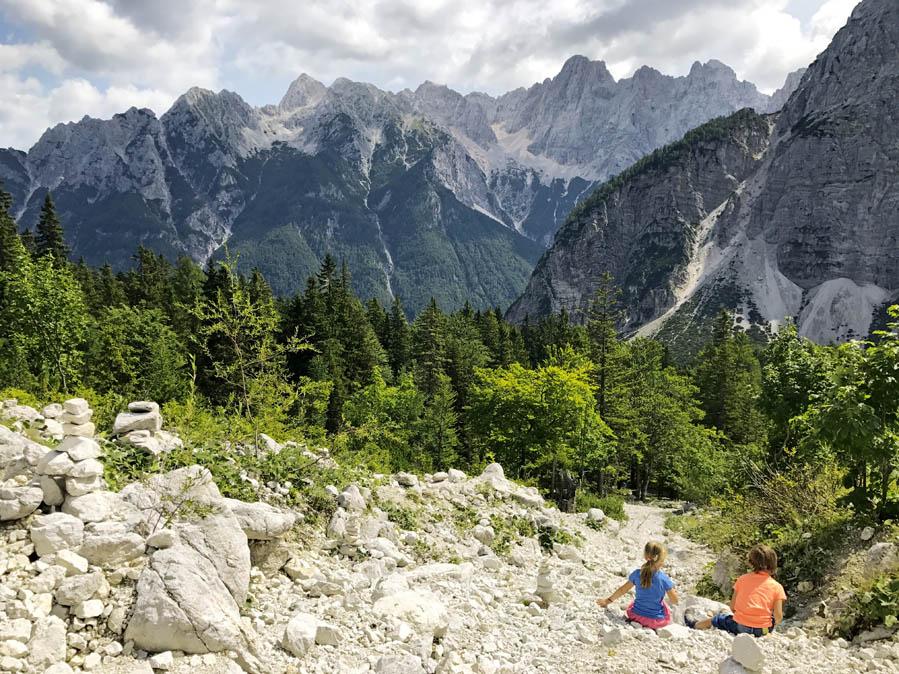 Triglav National Park Vršič Pass - AllinMam.com
