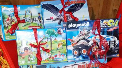 Te gast in Playmobil Wintersport Chalet - AllinMam.com