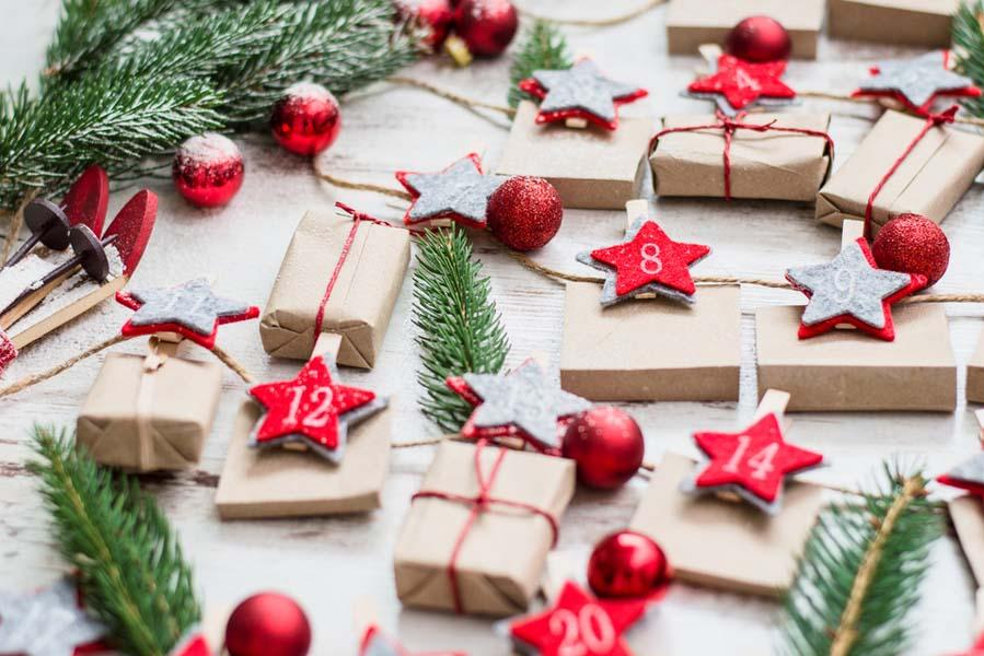 Adventskalender met losse cadeautjes - AllinMam.com