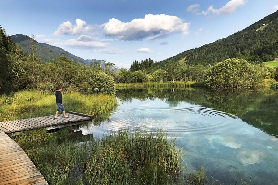 Zelencibronnen in Slovenië - AllinMam.com