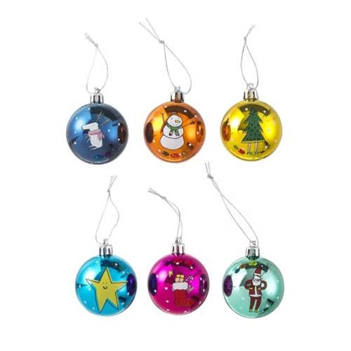 Hema kerstversiering gekleurde kerstballen voor in de kerstboom - AllinMam.com
