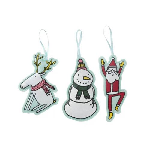 Hema kerstversiering kinderhangers voor in de kerstboom - AllinMam.com
