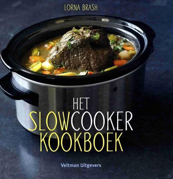 Het slowcooker kookboek slowcook recepten