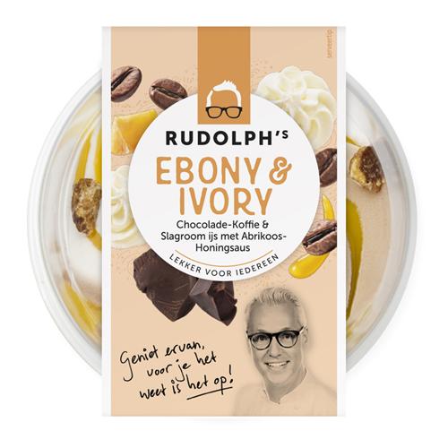 Presentatie Rudolphs ijs: eigen ijs voor Rudolph van Veen - AllinMam.com