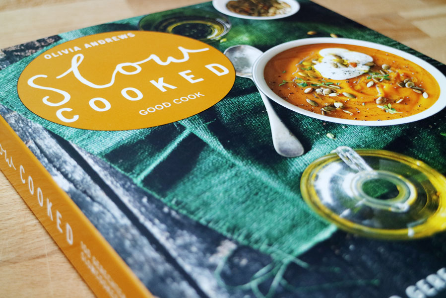 Slow cooked slowcooker recepten kookboek cover