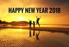 We luiden 2018 in met een toffe Eurocamp winactie: Happy New Year! - AllinMam.com