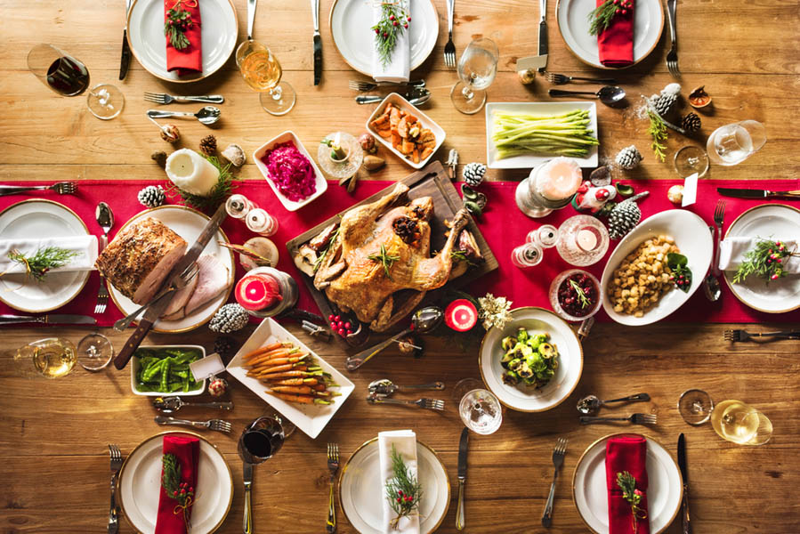 Shared dining kerstmis - Een geslaagd kerstdiner: tips, trends en food hacks - AllinMam.com