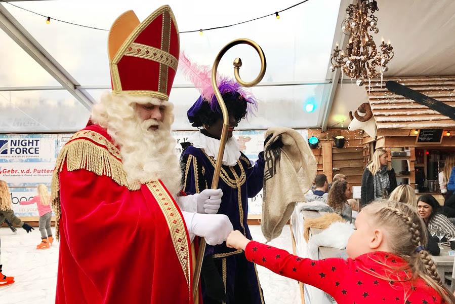 Tip voor december: Middagje Winter Wonderland in Noordwijk Sinterklaas op bezoek - AllinMam.com