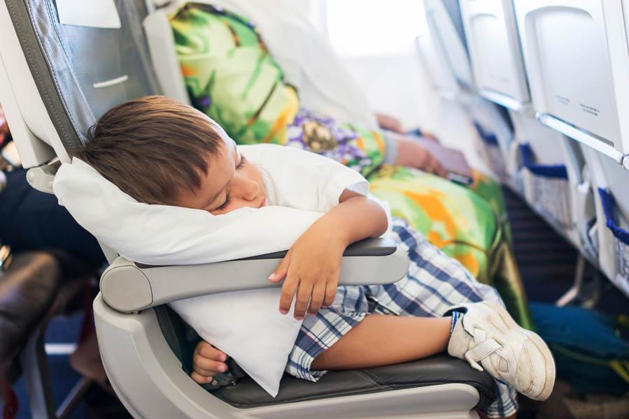 Jetlag rondreis Canada met kinderen - AllinMam.com