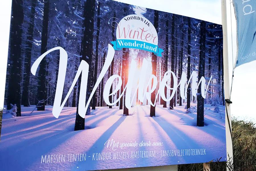 Tip voor december: Middagje Winter Wonderland in Noordwijk Welkom - AllinMam.com