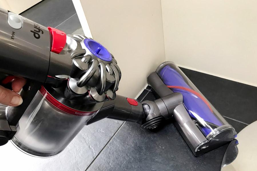 Dyson V8 ervaringen - Dyson V8 review - AllinMam.com