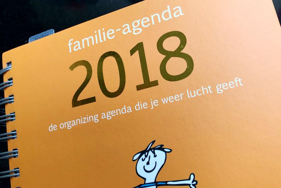 Homeworktime familie agenda - AllinMam.com