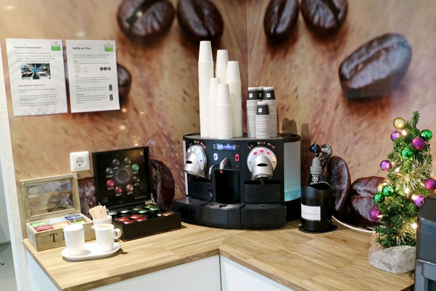 Landal Amerongse Berg gratis koffie - AllinMam.com
