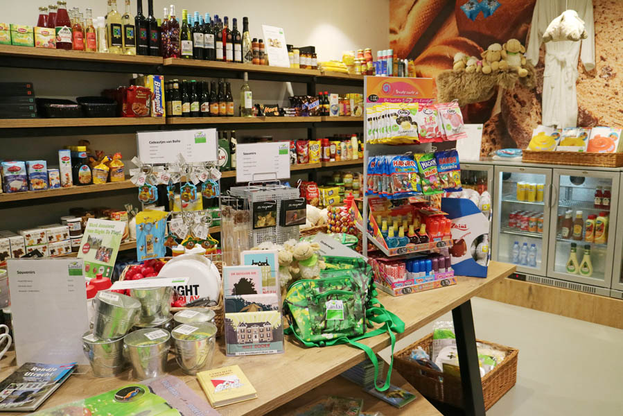 Landal Amerongse Berg winkel - AllinMam.com