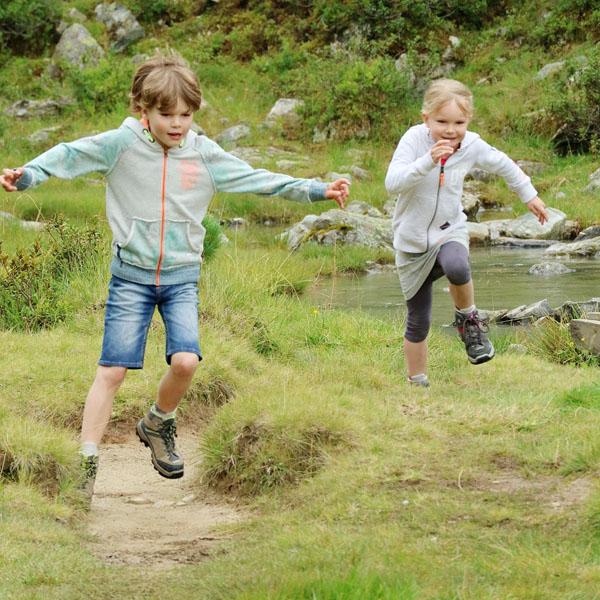 Wandelen met kinderen in Kaunertal - AllinMam.com