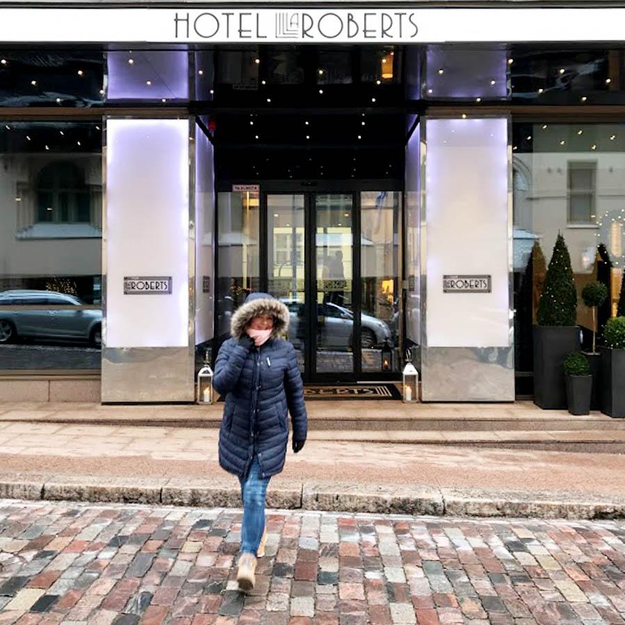 Hotel Lilla Roberts, Helsinki, Finland - AllinMam.com