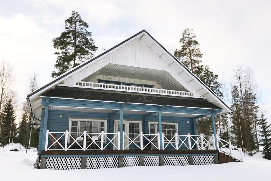The Northern Lights resort houses - AllinMam.com