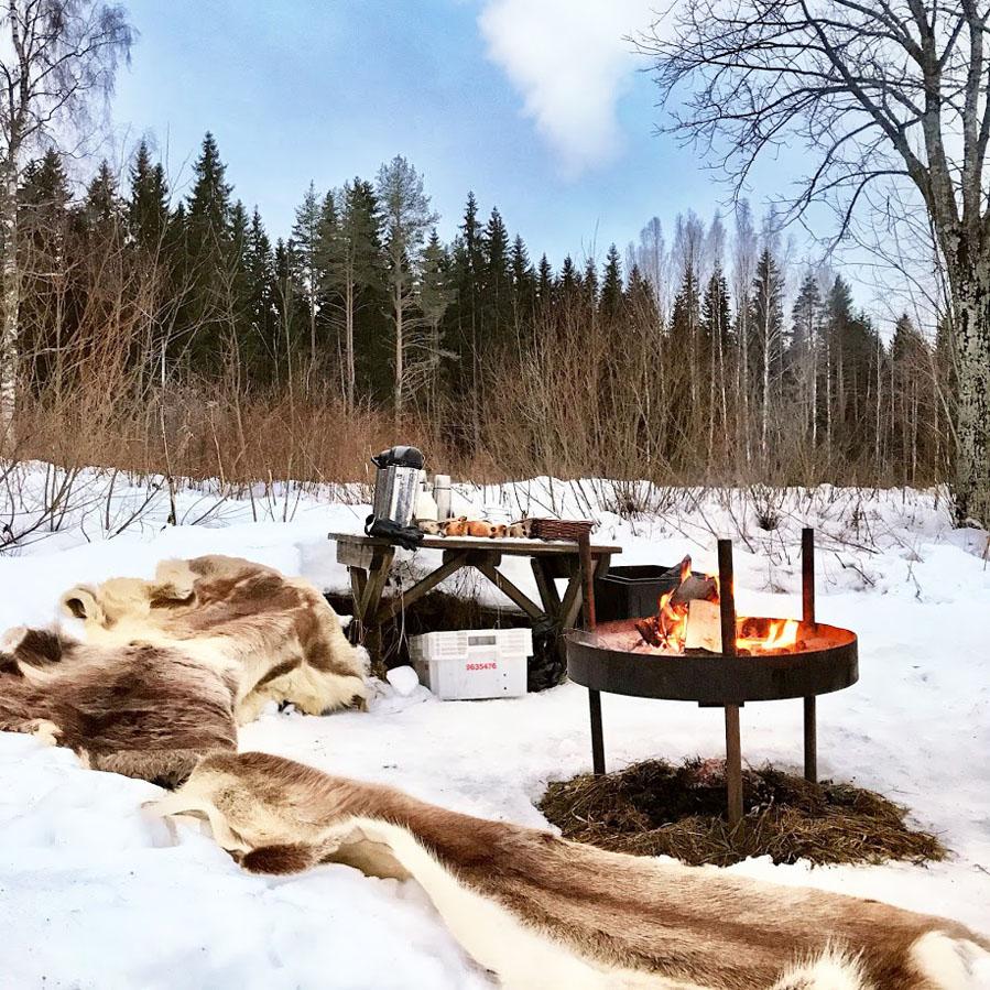 Outdoor activities Varjola - AllinMam.com