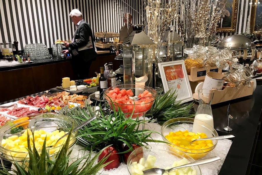 Sokos seurahuone lahti breakfast buffet - AllinMam.com