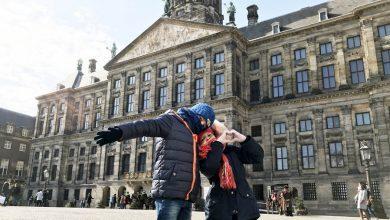 Photo of Met kinderen naar het Koninklijk Paleis Amsterdam