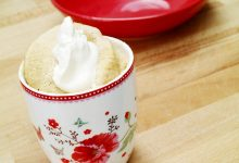Photo of Koolhydraatarme mug cake met amandelmeel