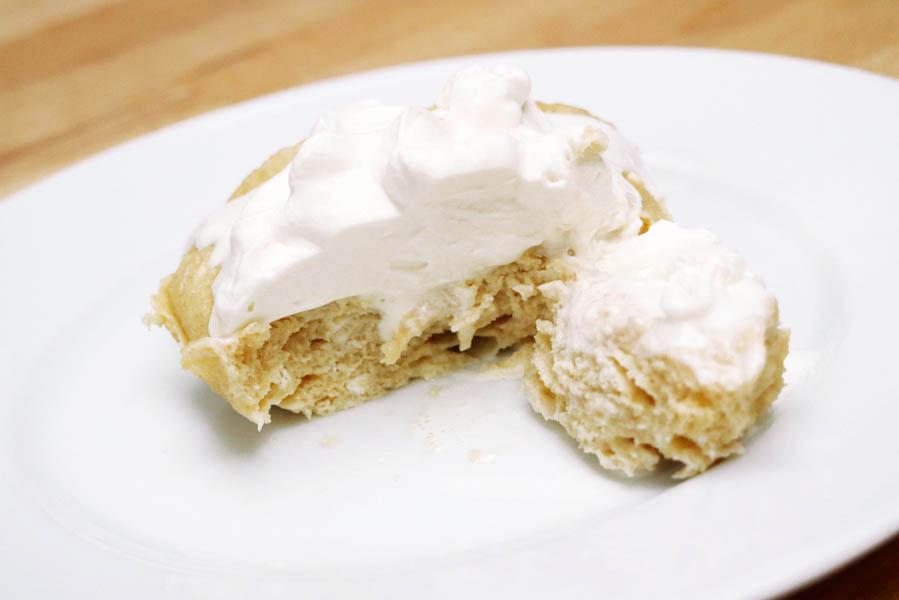 Recept voor koolhydraatarme mug cake met amandelmeel - AllinMam.com