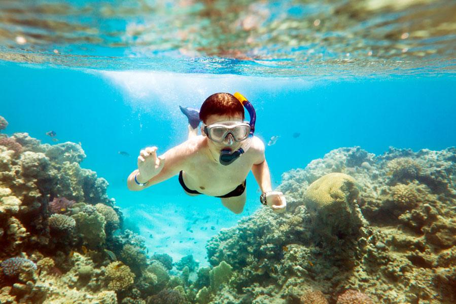 Met kinderen snorkelen op Cuba - Met kinderen naar Cuba: wat je niet moet missen - AllinMam.com