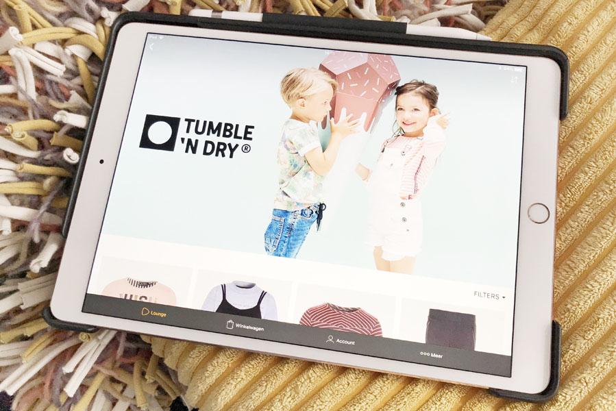 Kleding van topmerken kopen met hoge korting via Zalando Lounge app - AllinMam.com