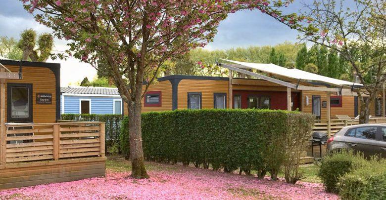 Een week Eurocamp Aspect mobile home in Frankrijk - AllinMam.com