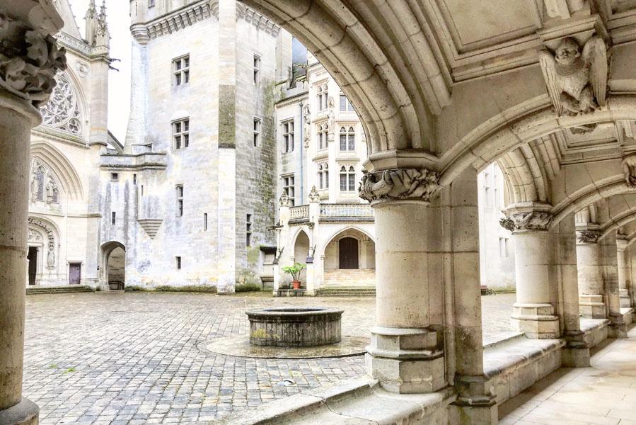 Chateau de Pierrefonds in Noord Frankrijk - AllinMam.com
