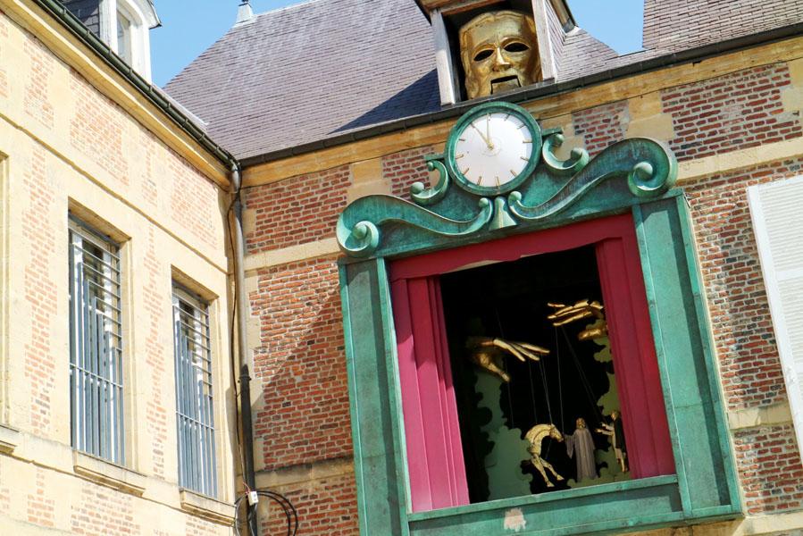 Charleville-Mézière - Op vakantie in Champagne-Ardenne - AllinMam.com