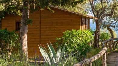 5 ideeën voor een blokhut in de tuin - AllinMam.com
