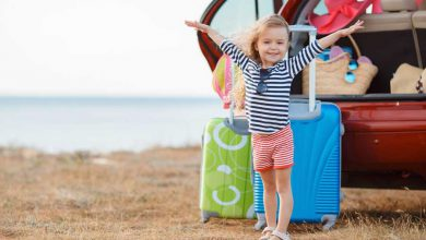 Stressvrij op vakantie? 6 tips! Voor onderweg én op de bestemming - AllinMam.com