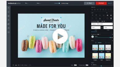 Photo of Gratis programma voor foto's verkleinen en vormgeving van Shutterstock