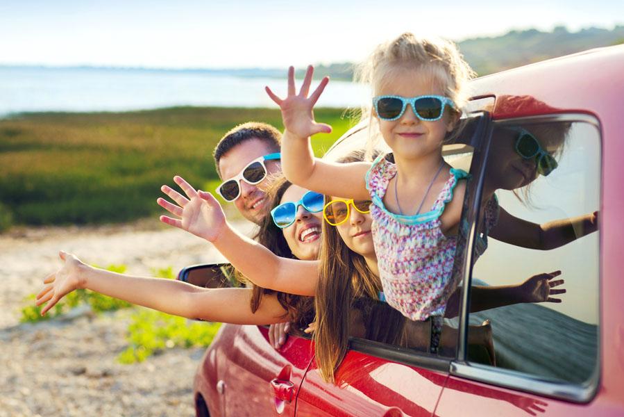 Een auto huren voor vakantie: gevoel van vrijheid - AllinMam.com