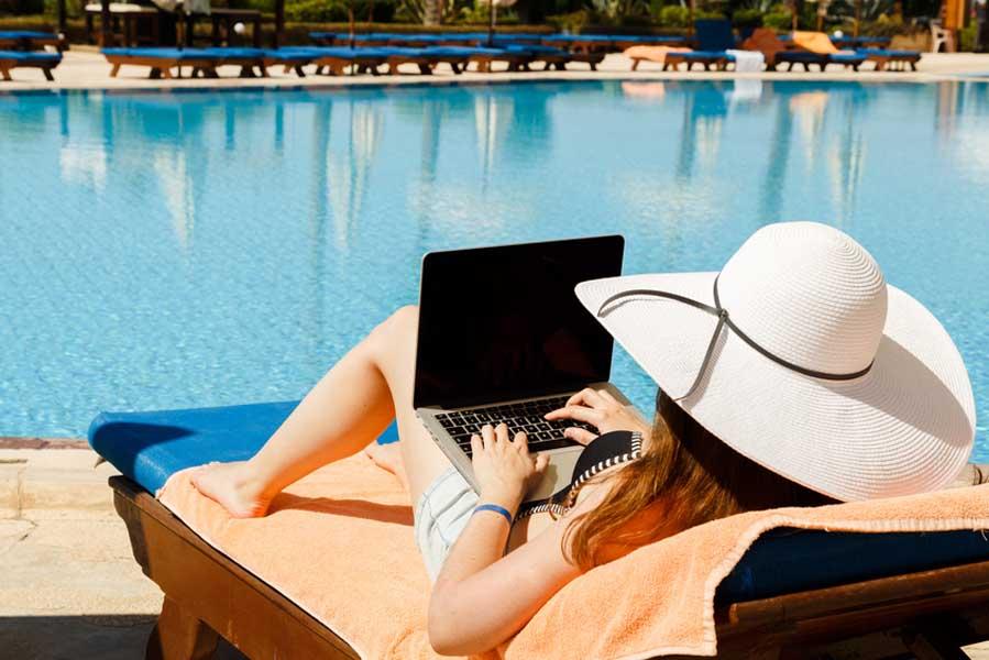 Stressvrij op vakantie? 6 tips! - AllinMam.com