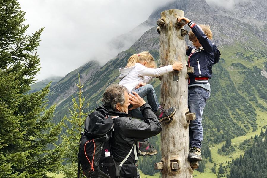 Green Riddle Ring in Lech, plezier voor het hele gezin - AllinMam.com