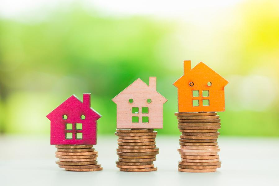 Maandelijkse hypotheeklasten verlagen middels schuld-marktwaardeverhouding - AllinMam.com