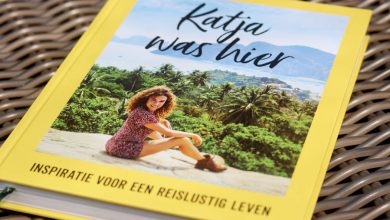 Photo of Katja was hier, het reisboek van Katja Schuurman