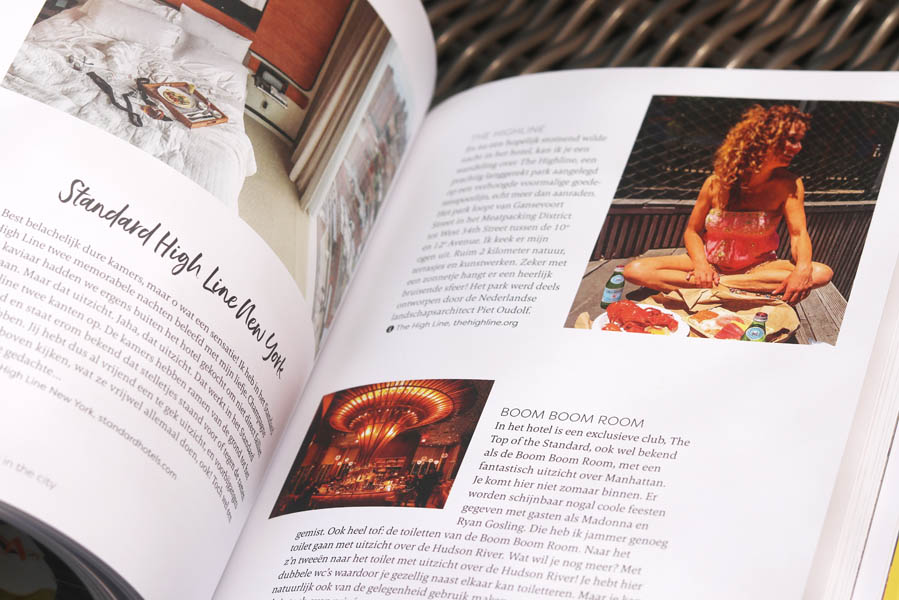 Katja was hier, het eerste reisboek van Katja Schuurman - AllinMam.com
