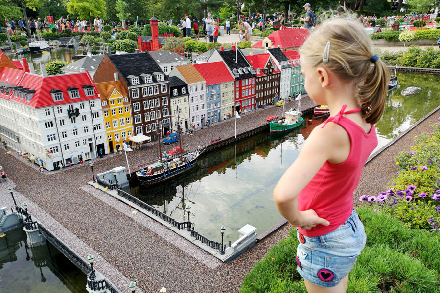 Landal Ebeltoft uitstapjes - Legoland Billund Denemarken - AllinMam.com